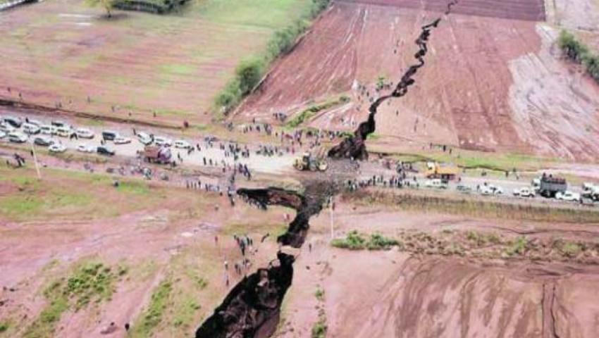Foto: Video! Africa se rupe în două. Fenomenul care se produce mult mai rapid decât au estimat cercetătorii