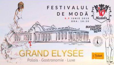 Cea de-a II ediție a Festivalului de Modă IO invită, la Chișinău, celebri designeri autohtoni și internaționali, modele și mini-modele de top!