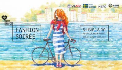 Fashion Soirée Resort Collection: 12 designeri DININIMĂ își vor prezenta colecțiile estivale în cadrul defileului în aer liber!