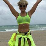 Foto: Anjelica Varum a dezvăluit secretele care o ajută să se mențină în formă