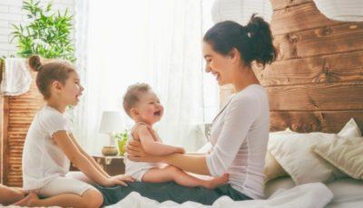 Cum ți se schimbă viața după al doilea copil?