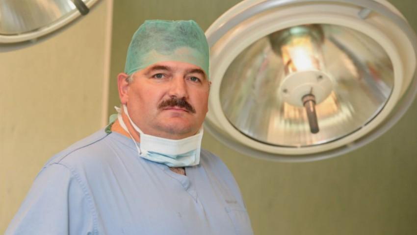 Foto: Tratament chirurgical modern al hemoroizilor, fără bisturiu și fără dureri