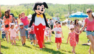 Vino alături de întreaga familie la Carnavalul Copiilor 2018. Vezi programul activităților!