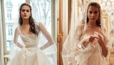 Designerul Elie Saab a lansat o nouă colecție de rochii de mireasă. Foto