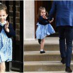 Foto: Prințesa Charlotte împlinește astăzi vârsta de 3 ani!
