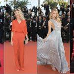 Foto: Festivalul de Film de la Cannes 2018: ce ținute au purtat vedetele pe covorul roșu