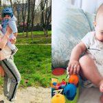 """Foto: Dorina Cojocaru-Filipschi, despre experiența nașterii: ,,Venirea pe lume a lui Hector ,,a resetat"""" fiecare centimetru din mintea și corpul meu""""!"""