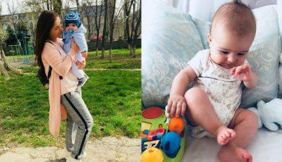 """Dorina Cojocaru-Filipschi, despre experiența nașterii: ,,Venirea pe lume a lui Hector ,,a resetat"""" fiecare centimetru din mintea și corpul meu""""!"""