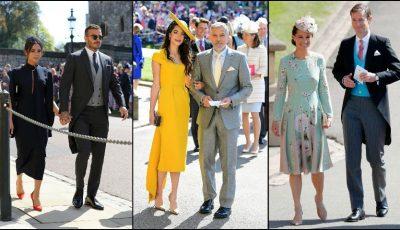 Invitați de onoare la nunta regală. Cine participă la ceremonie?