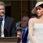 Foto: Meghan Markle și Prințul Harry au avut prima apariție oficială în calitate de cuplu căsătorit! Foto