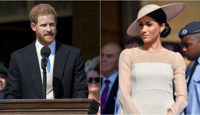 Meghan Markle și Prințul Harry au avut prima apariție oficială în calitate de cuplu căsătorit! Foto