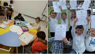 Polyglot – Școala de Limbi Străine invită elevii și copiii de vârstă preșcolară la cursurile interactive de vară. Iată programul activităților!