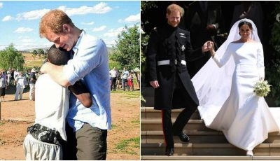 Prinţul Harry a invitat un copil orfan din Africa la nunta sa. Care a fost motivul gestului?