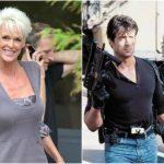 Foto: Fosta soție a lui  Sylvester Stallone este însărcinată din nou, la 54 de ani