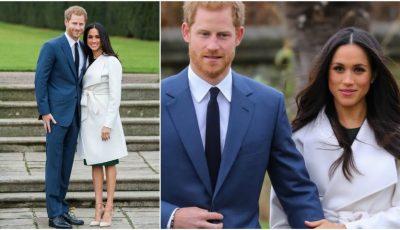 Nunta Prinţului Harry cu Meghan Markle va fi transmisă în direct, timp de 5 ore!