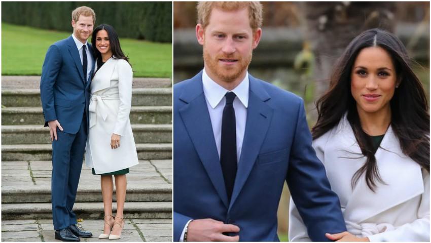Foto: Nunta Prinţului Harry cu Meghan Markle va fi transmisă în direct, timp de 5 ore!