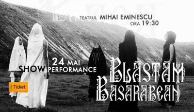 """,,Blăstăm Basarabean"""", designerul Piotr Alii revine cu un spectacol de modă unic în Moldova!"""