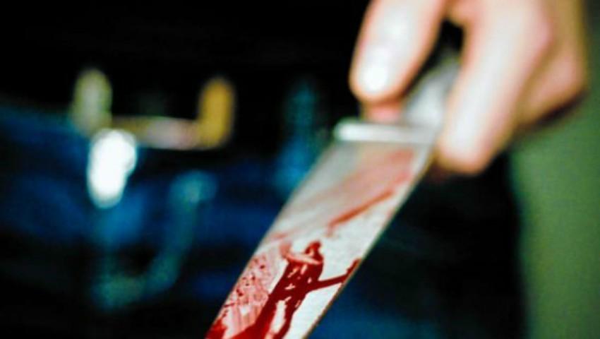 Foto: Un bărbat a ajuns în stare gravă la spital după ce a fost înjunghiat în stradă