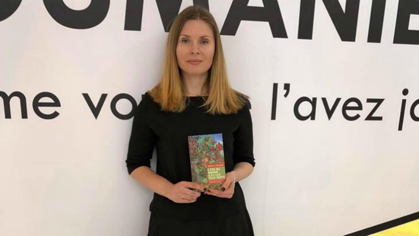 Foto: Tatiana Țîbuleac lansează o nouă carte la Chișinău!