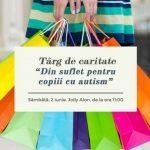 Foto: Mai multe bloggerițe și artiste de acasă organizează un târg de haine caritabil! Banii adunați vor fi donați copiilor de la centrul SOS Autism