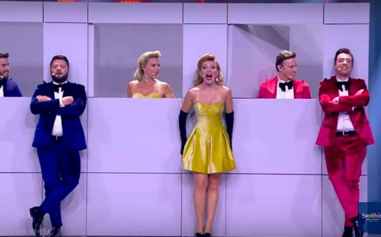 """Foto: Trupa DoReDos este câștigătoarea premiului ,,Buzz Awards 2018"""" la Eurovision 2018, pentru cea mai bună interpretare scenică! Video"""