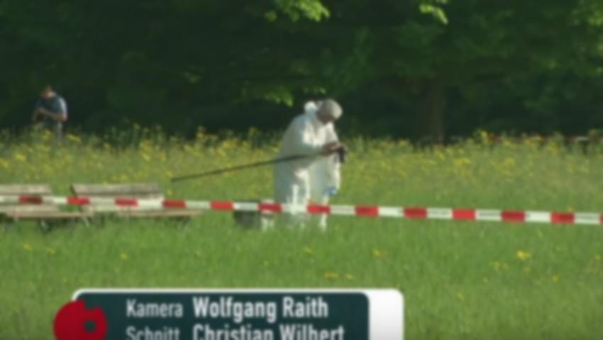Foto: O tânără din Moldova, implicată într-un scandal sexual, a fost găsită ucisă într-un parc din Frankfurt