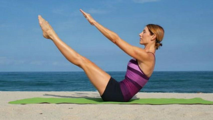 Foto: 6 exerciții zilnice pentru coapse subțiri și picioare tonifiate!