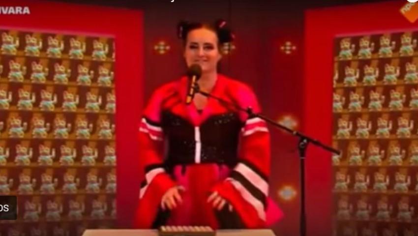 Foto: O parodie olandeză a piesei câştigătoare la Eurovision a stârnit furie în Israel. Video