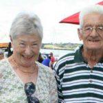 Foto: Un cuplu a murit într-o zi, după 61 de ani de căsnicie