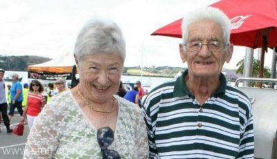 Un cuplu a murit într-o zi, după 61 de ani de căsnicie