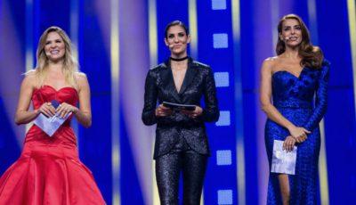 Moldova s-a clasat pe locul 3 în cea de-a doua semifinală Eurovision 2018. Rezultatele au fost publicate