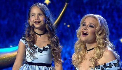 """Amelia Uzun și Ana Cernicova sunt finalistele concursului ,,Românii au Talent"""", conform voturilor publicului!"""
