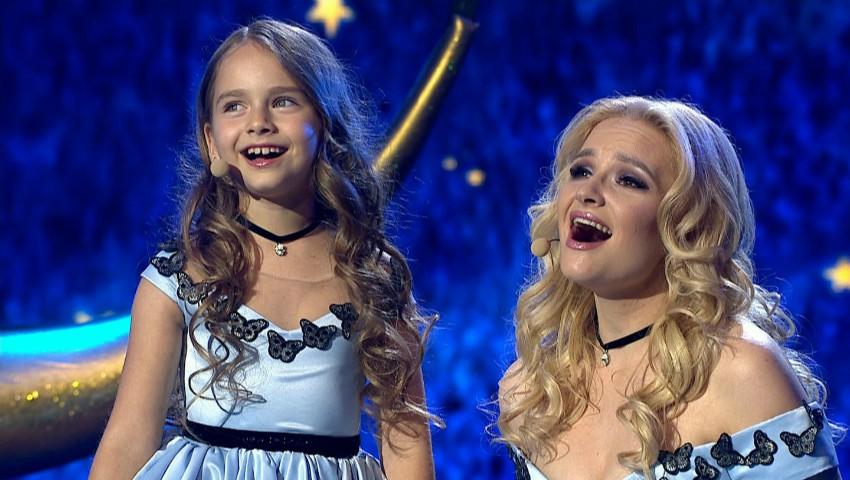 """Foto: Amelia Uzun și Ana Cernicova sunt finalistele concursului ,,Românii au Talent"""", conform voturilor publicului!"""