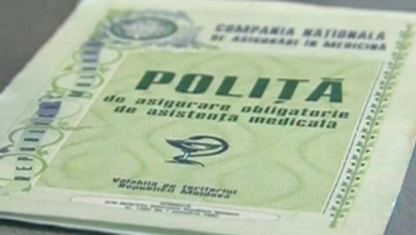 Foto: Poliţele de asigurare medicală pe suport de hârtie ar putea dispărea