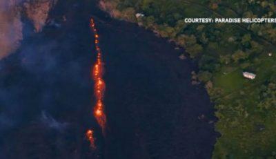 Alertă roșie în Hawaii! Risc iminent de explozie a vulcanului Kilauea