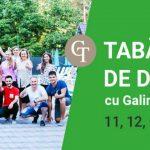 Foto: 10 motive pentru care merită să participi la ediția a VI-a a Taberei de Detox cu Galina Tomaş!