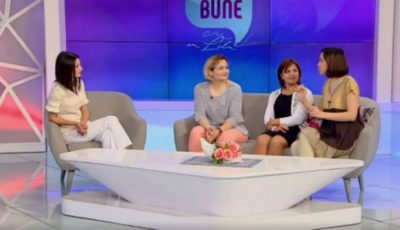 Doina Bejan şi Carolina Ababii îți dezvăluie secretul! Iată cum poți slăbi corect și sănătos