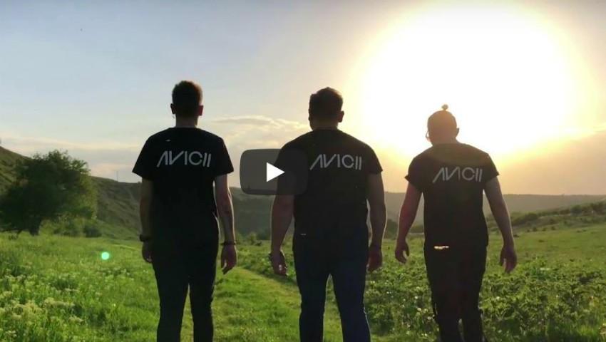 Foto: Video! Moldovenii au realizat un videoclip în memoria DJ-ului suedez Avicii