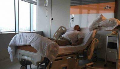 Un tată a trei copii are nevoie urgentă de ajutor, altfel riscă să rămână paralizat pe viață!