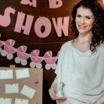 Foto: Stela Mikșanski a născut o fetiță! Prima imagine cu micuța