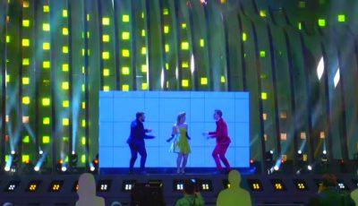Video! Trupa DoReDos a făcut prima repetiție pe scena Eurovision, din Lisabona