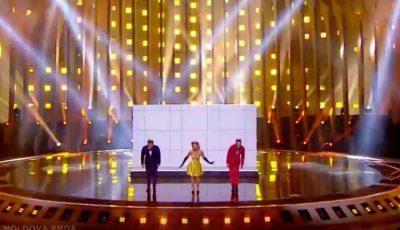 Trupa DoReDos a evoluat în semifinala Eurovision 2018! Vezi video