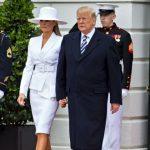 Foto: Melania Trump, mai populară decât Președintele Statelor Unite. L-a depășit în sondaje pe soțul său