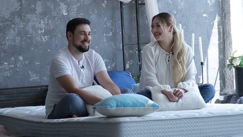 Foto: Secrete din dormitor cu Gloria Gorceag și Vitalie Catană