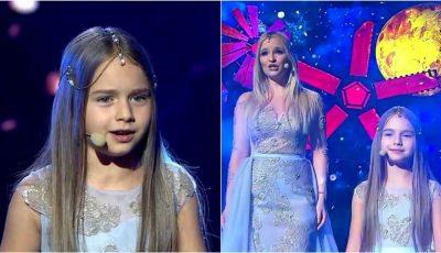 """Marea finală! Amelia Uzun și Ana Cernicova au ridicat sala în picioare la ,,Românii au Talent""""!"""