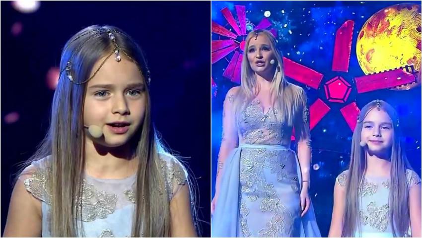 """Foto: Marea finală! Amelia Uzun și Ana Cernicova au ridicat sala în picioare la ,,Românii au Talent""""!"""