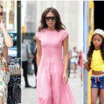 Foto: Ce rochii de vară poartă vedetele în 2018?