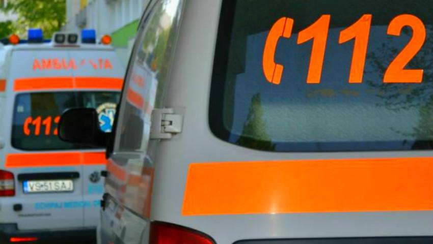 Foto: Patru tineri au explodat o grenadă într-un apartament din centrul Capitalei. Sunt răniți