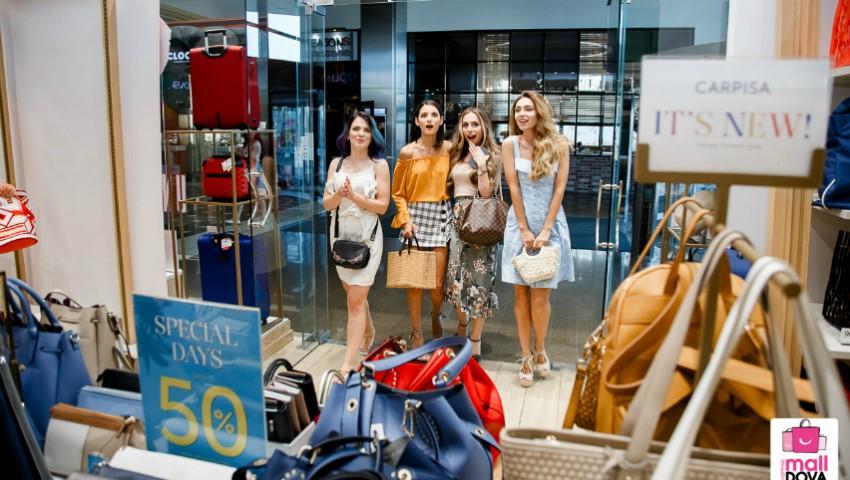 Foto: Pe locuri, fiți gata, start….pregătirilor pentru călătorii! Fă-ți plinul de vacanță la Shopping MallDova!