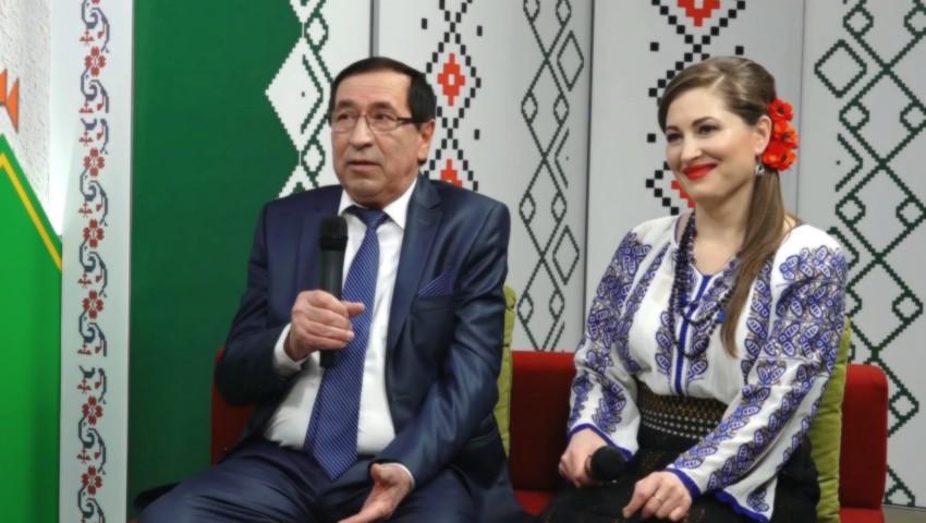 Foto: Dirijorul Ion Dascăl a devenit tată pentru a treia oară